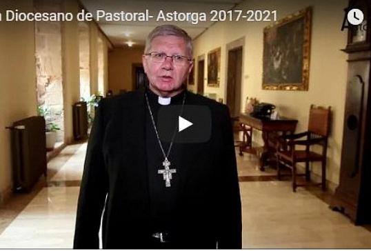 Vídeo promocional del nuevo Plan Pastoral 2017-2021