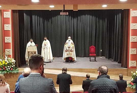 INAUGURACIÓN DE LAS NUEVAS INSTALACIONES  DEL COLEGIO SAN IGNACIO