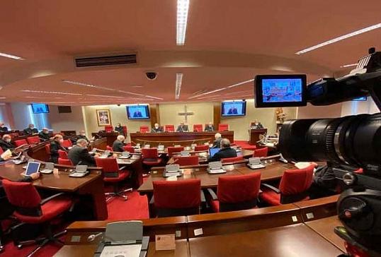 Asamblea Plenaria presencial y online