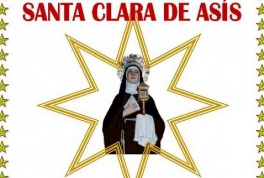 Fiesta de Santa Clara de Asís
