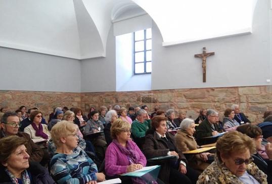 Exitoso Cursillo Interdiocesano de Pastoral de la Salud en Astorga