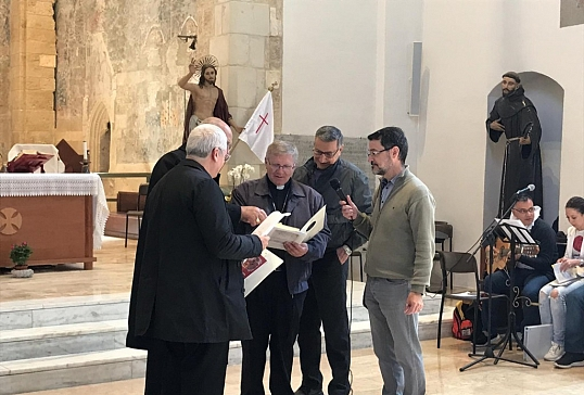 Octavo y último día de la Peregrinación a Roma y Brindis