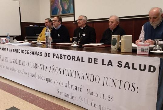 XL CURSILLO INTERDIOCESANO DE PASTORAL DE LA SALUD EN SANTANDER