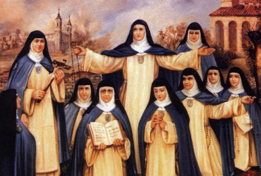Dos mártires concepcionistas de nuestra diócesis serán beatificadas el 22 de junio