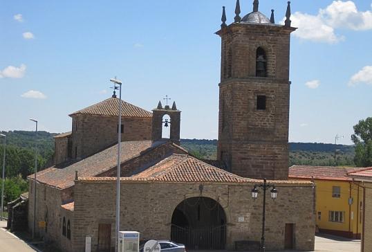 Santuario de la Carballeda de Rionegro del Puente