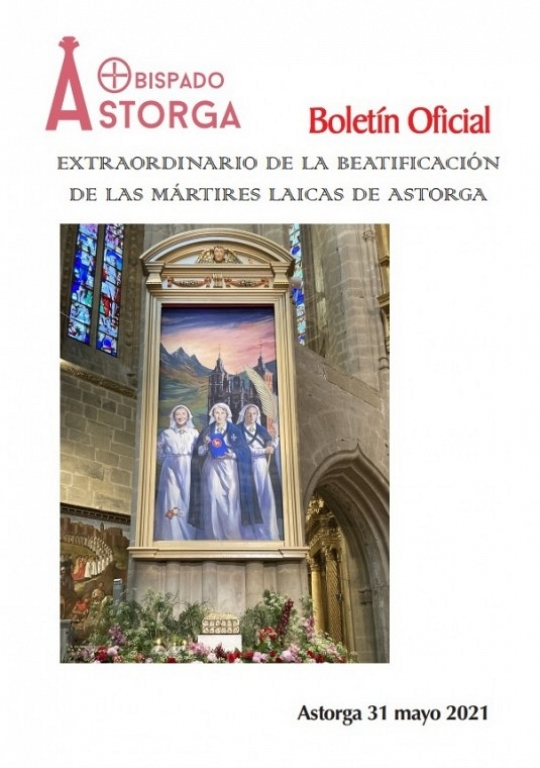 Extraordinario Beatificación Mártires de Astorga