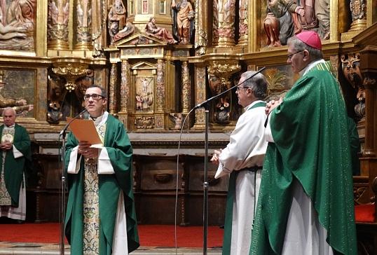 Toma de posesión del nuevo Deán-Presidente de la Catedral de Astorga