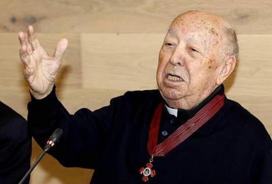 Falleció Fray Álvaro Huerga Teruelo