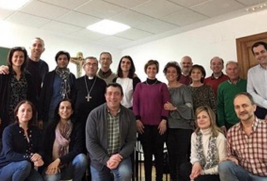 Encuentro regional de delegaciones de Familia y Vida