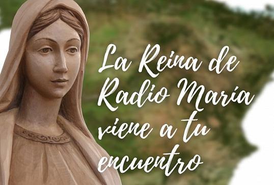 LA VIRGEN PEREGRINA DE RADIO MARÍA VISITA LA DIÓCESIS DE ASTORGA