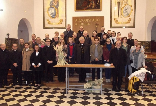El deán de la Catedral participa en las Jornadas de Museólogos de la Iglesia en España