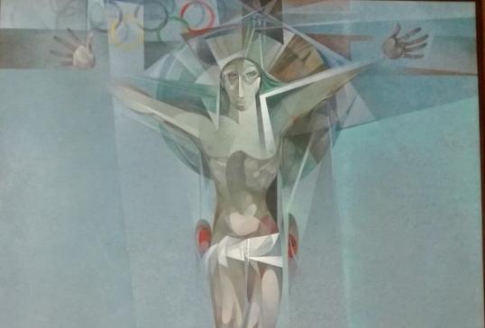 Obsequio de Luis del Olmo a la parroquia de San Pedro