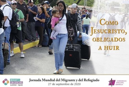 Jornada del Migrante y del Refugiado 2020