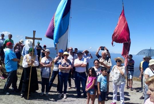RELIGIOSIDAD POPULAR EN EL PICO DE LA AQUIANA