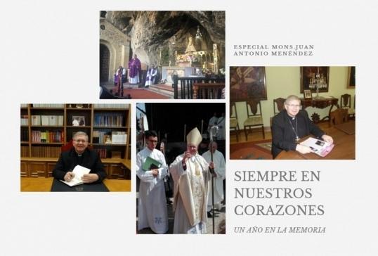 YA DISPONIBLE EL NÚMERO ESPECIAL DE DÍA 7 DEDICADO A D. JUAN ANTONIO MENÉNDEZ