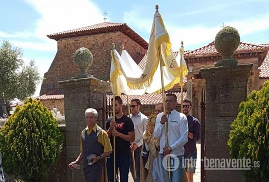 Fuente Encalada celebra el Corpus