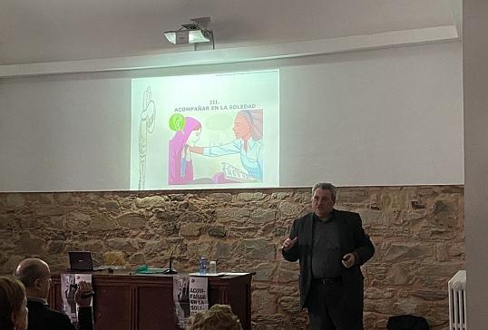 Conferencia de Juan Manuel Bajo