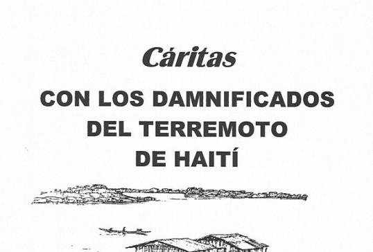 """SOS A FAVOR DE LOS HERMANOS DE HAITI"""""""