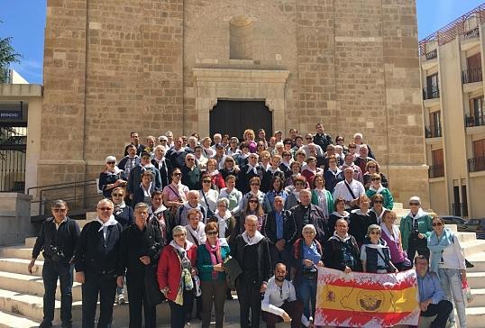 Peregrinación Diocesana a Roma y Brindis.