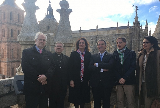 Mayor funcionalidad y accesibilidad en el Palacio de Gaudí