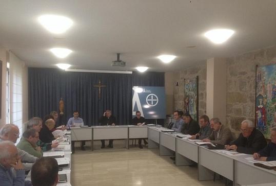 Reunión del XI Consejo Presbiteral