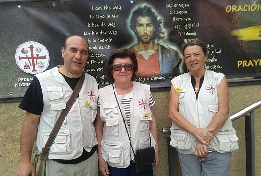 Acogida Cristiana en el Camino de Santiago
