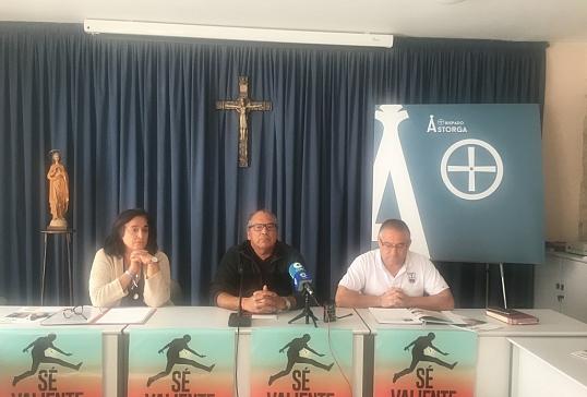 Presentación del Domund en la diócesis de Astorga