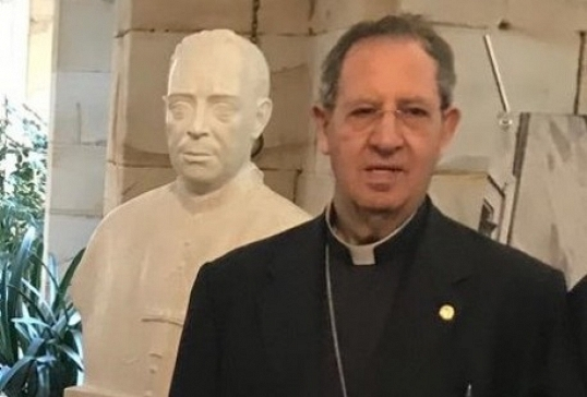 MISA POR EL ETERNO DESCANSO DE D. RAFAEL PALMERO