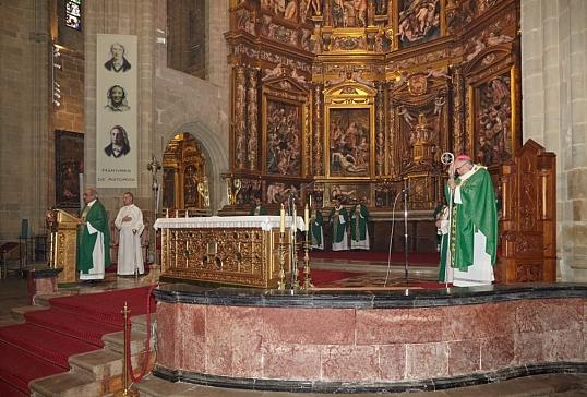 Misa de Acción de Gracias por la Declaración de Martirio de las tres Mártires Laicas de Astorga