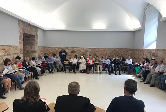 Reunión de Vicarías y Delegaciones Episcopales