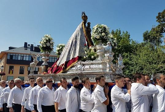 Fiesta de la Virgen de la Encina 2018