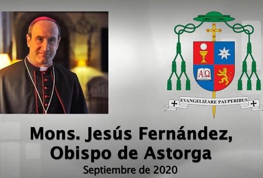 SALUDO DEL OBISPO DE ASTORGA A TODOS LOS DIOCESANOS