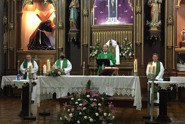 VISITA DEL OBISPO DIOCESANO…