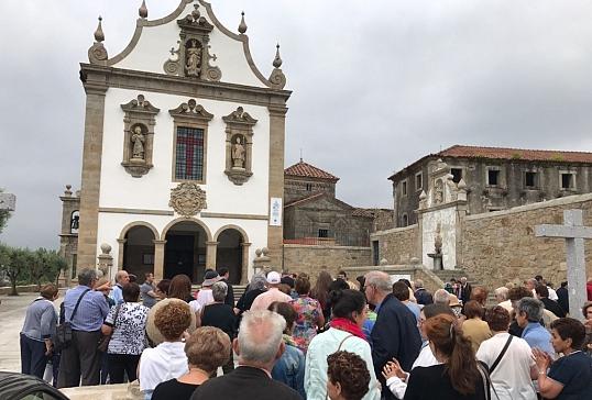 Nuestros peregrinos a Fátima