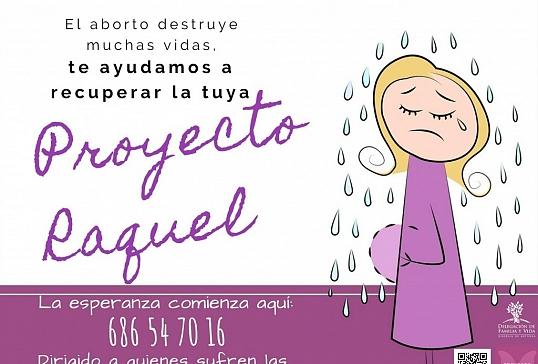 EL PROYECTO RAQUEL COMIENZA SU ANDADURA EN LA DIÓCESIS