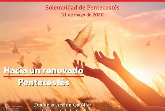 DÍA DE LA ACCIÓN CATÓLICA Y DEL APOSTOLADO SEGLAR 2020