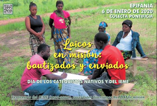 DÍA DE LOS CATEQUISTAS NATIVOS Y DEL IEME 2020