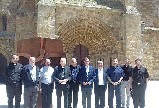 Encuentro de delegados de Liturgia de Castilla y León y de la Provincia Eclesiástica de Oviedo