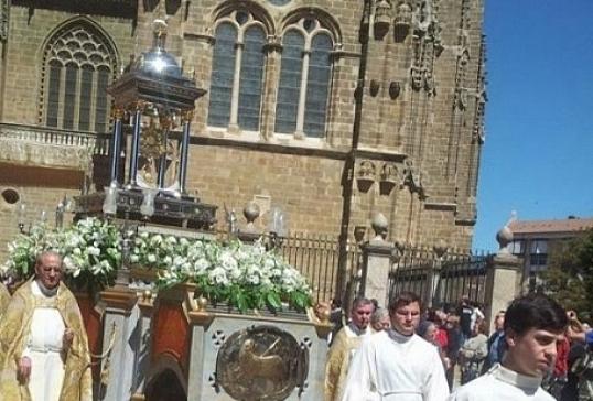 Corpus Christi en Astorga