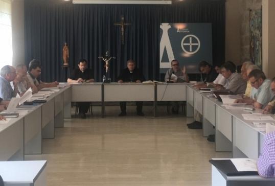 Constituido el Colegio Diocesano de Arciprestes