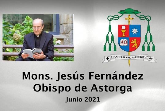 VIDEO DEL SR. OBISPO. JUNIO 2021
