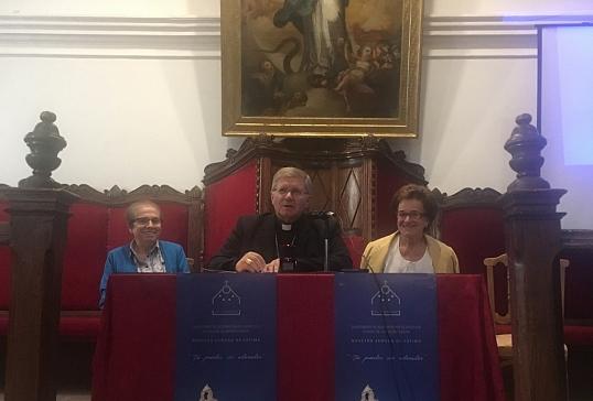 Presentación diocesana del Proyecto de la Casa de la Misericordia