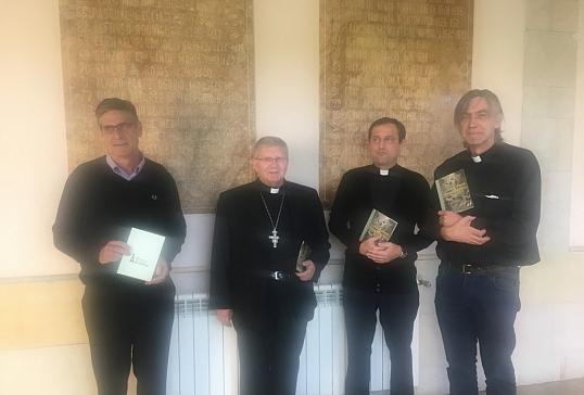 El obispo y los vicarios presentan el Plan Diocesano de Pastoral 2017-2021