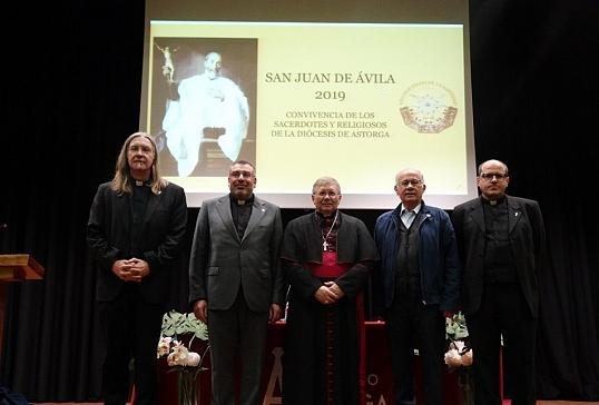 FIESTA SACERDOTAL DE SAN JUAN DE ÁVILA 2019