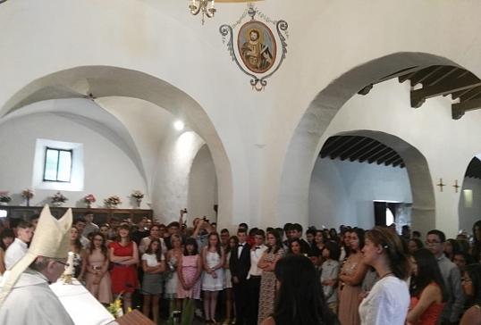 Clausura de la Visita Pastoral al arciprestazgo de Los Valles-Tábara