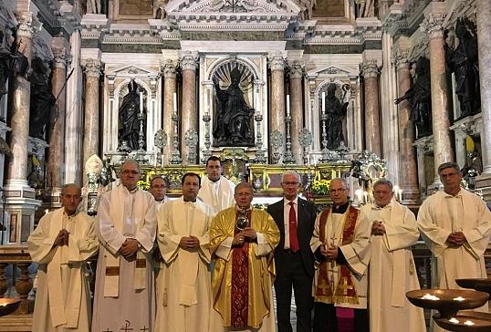 Sexto día de la Peregrinación Diocesana a Roma y Brindis