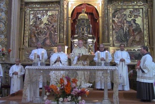 Misa de apertura del Año Diocesano de la Santidad