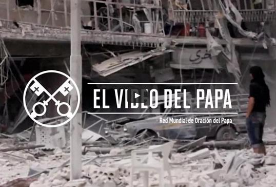 El vídeo del Papa. Junio 2017.