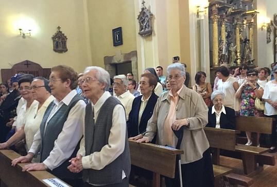 Centenario de la Divina Pastora de Benavides
