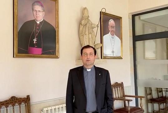 Saludo de esperanza y gratitud a toda la diócesis de Astorga de nuestro Administrador Diocesano